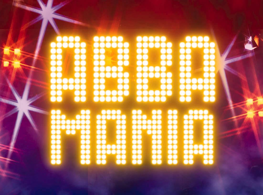 Abba mania Logo
