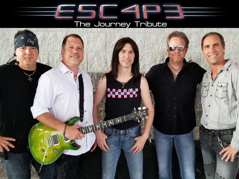 E5C4P3 Band Pic